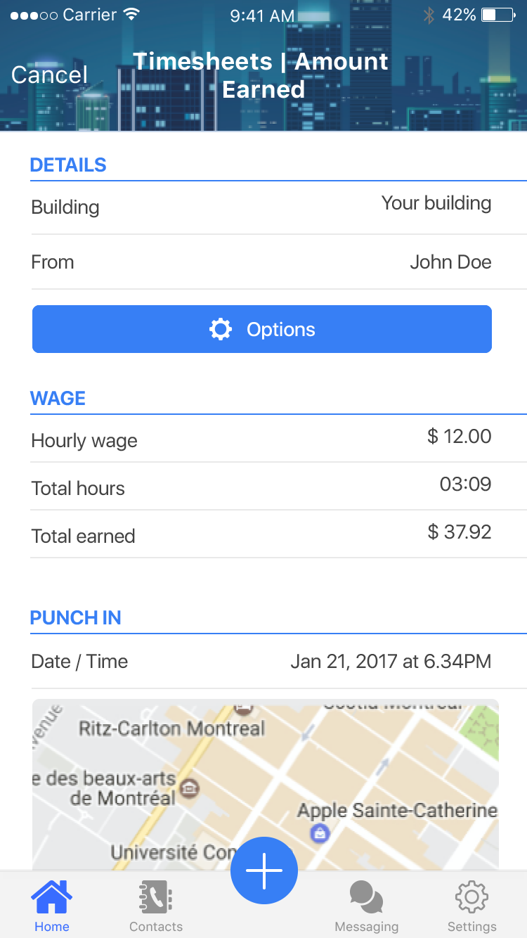 WAGE CALCULATIONS